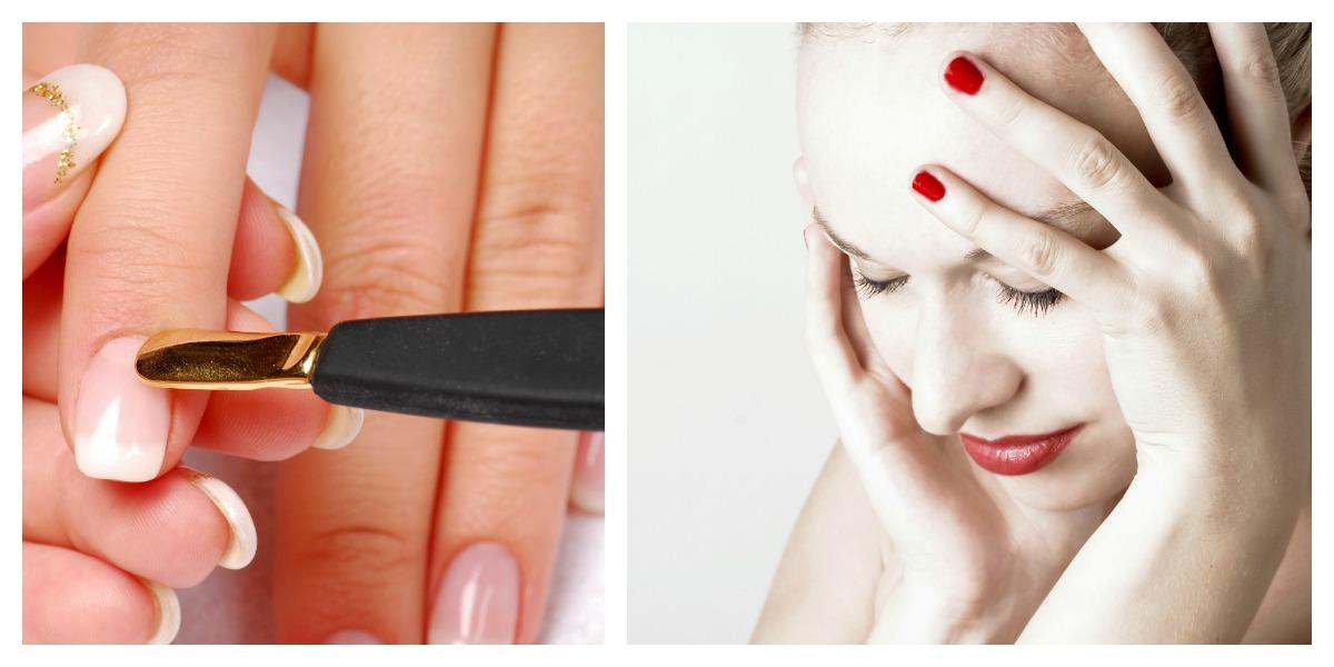 Our Services- Nail Care   Reecia Salon