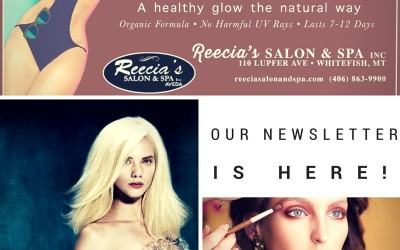 $75 Gift Certificate Winner, Tan For Prom and Spring Break, Indian Sunset Make Up Is Here, Aveda Pure Privilege March Offer