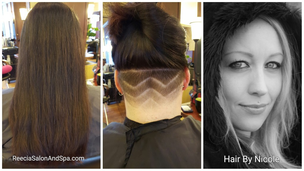 Nicole - Hair by Nicole 3-14-16 1 collage