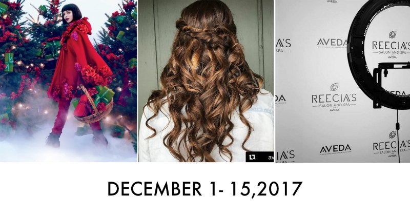 Ladies Night Out, Before and Afters, Holiday Event, 12 Days of Christmas | December 1 to15, 2017