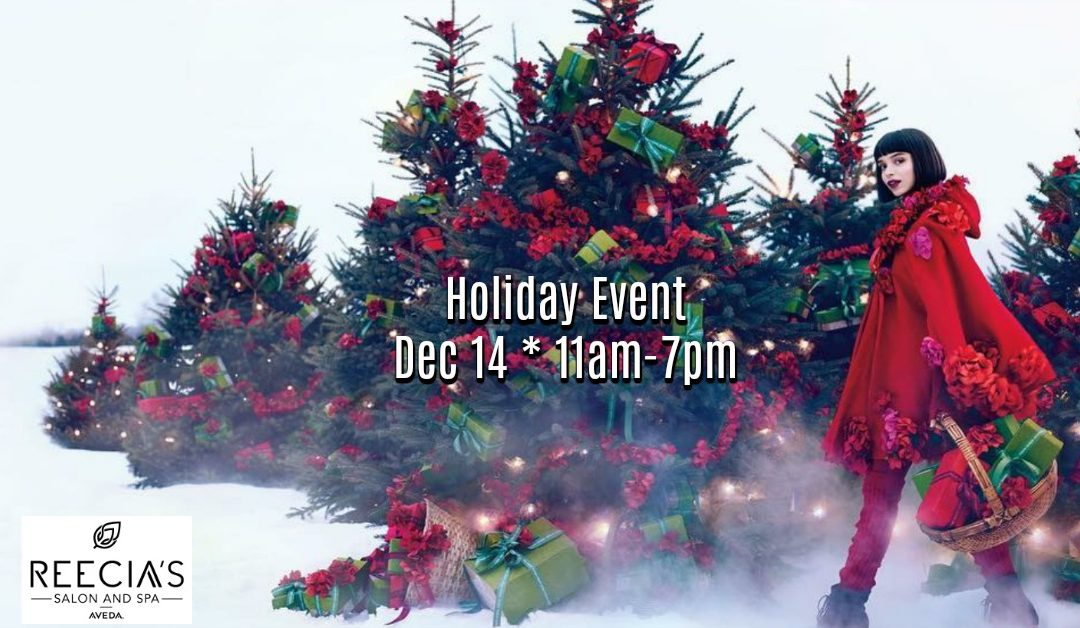 Our Holiday Event – December 14th, 2017
