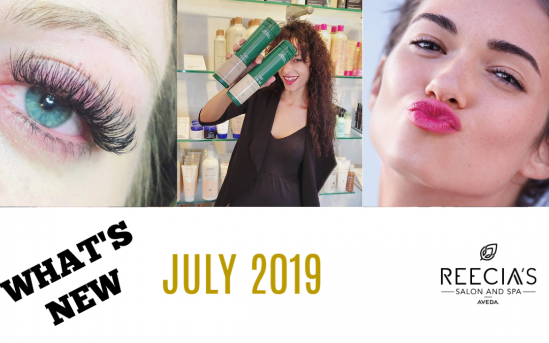 Our July 2019 Highlights: Happy Independence Day, Free Lipstick, Now Booking 2020 Weddings, Before and Afters